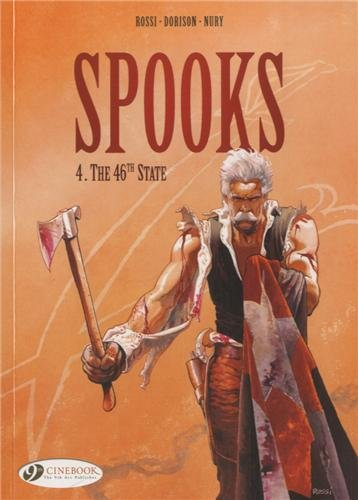 Spools Volume 4: The 46th State