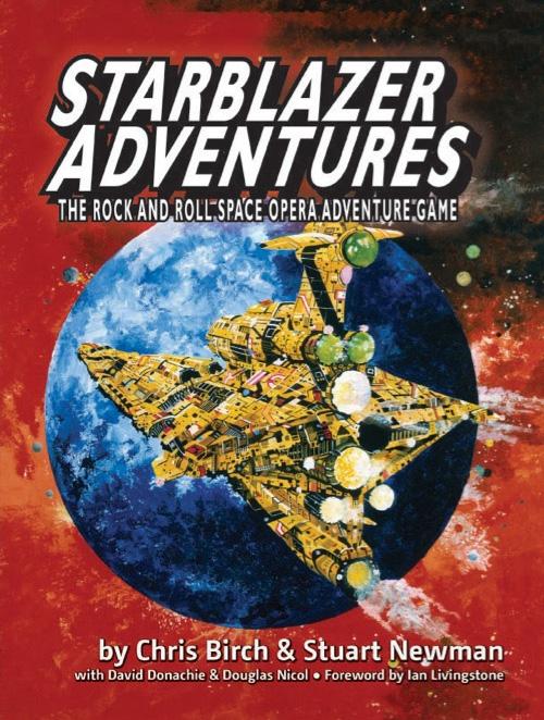 Starblazer Adventures