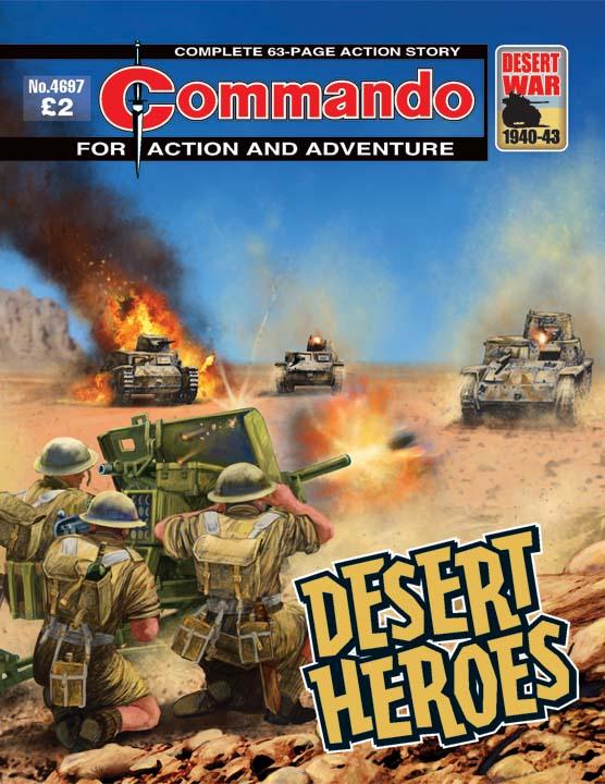 Commando 4697