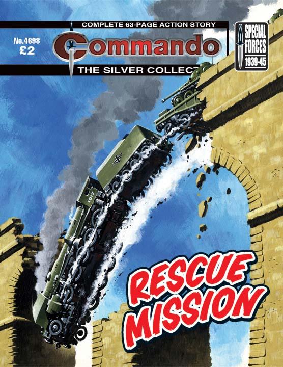 Commando 4698