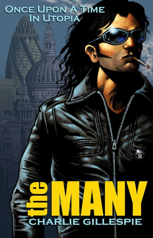 The Many by Charlie Gillespie - Promo Image