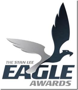 Stan Lee Eagle Awards Logo