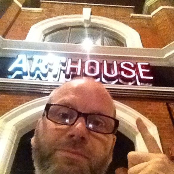 Sean Azzopardi at The ArtHouse in Crouch End, 2014