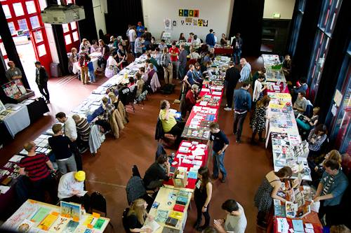Bristol Comic and Zine Fair back in October