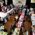 Bristol Comic and Zine Fair 2013. Image: BCAF