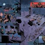 A stunning spread from the first issue of Future Primitive.