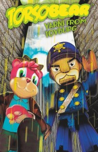 Torsobear: Yarns From Toyburg Cover