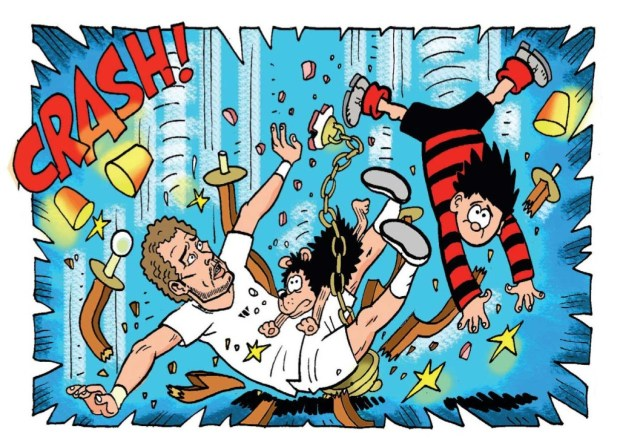 The Beano, 25th June 2014 – Dennis the Menace