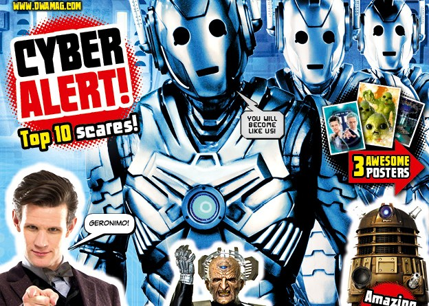 Doctor Who Adventures 347