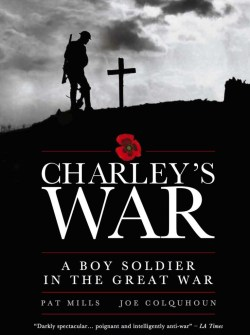 Charley's War Omnibus Cover