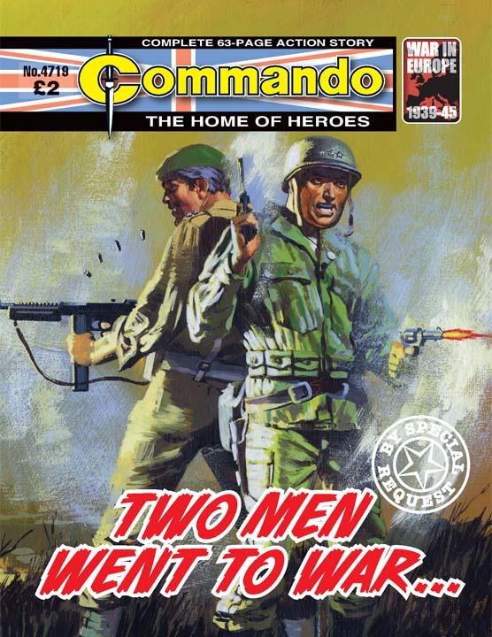 Commando 4719