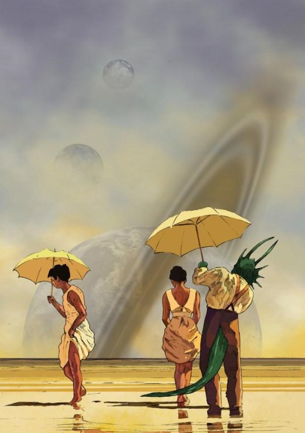 FutureQuake Issue 25 Cover A Pre-Title