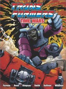 Transformers: Time Wars