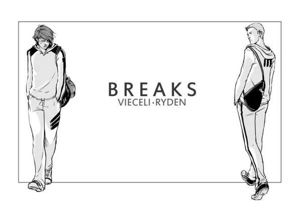 BREAKS by Emma Vieceli and Malin Ryden