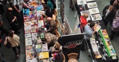 Glasgow ComicCon 2014