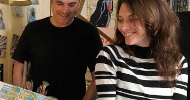 Metaphrog: John Chalmers and Sandra Marrs