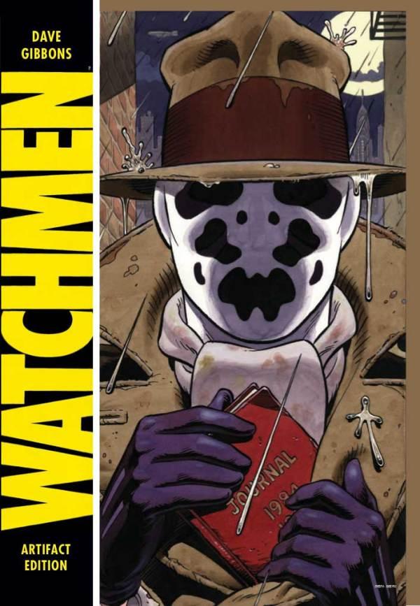 Dave Gibbons Watchmen: Artifact Edition