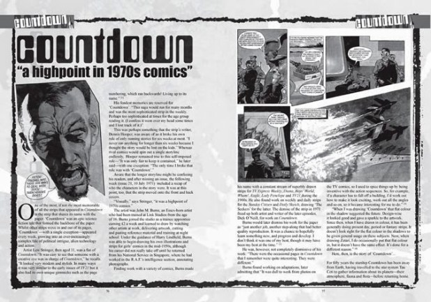 Countdown to TV Action - Sample Spread - Page 76
