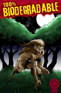 100% Biodegradable Issue 6 Cover