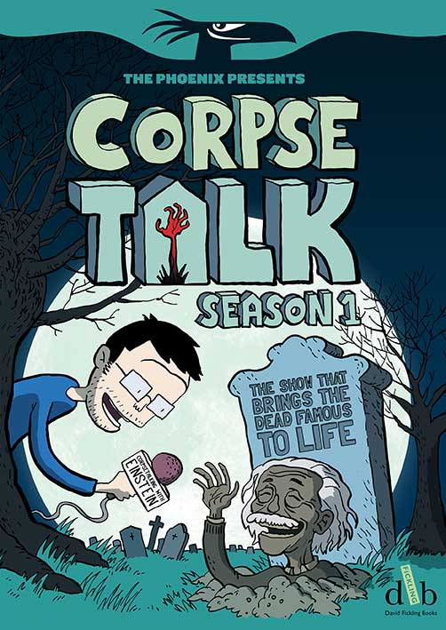Corpse Talk Volume 1 - Cover