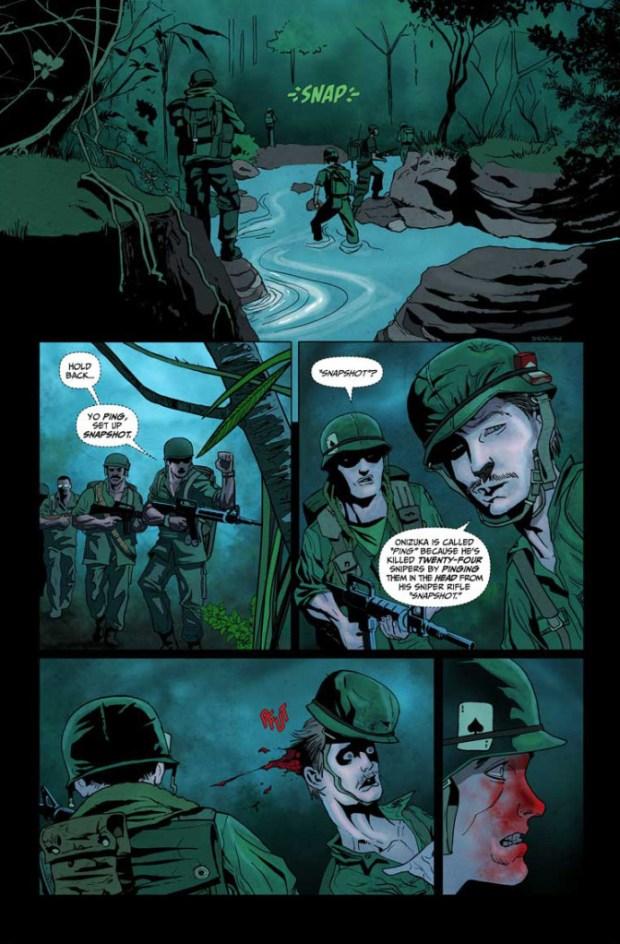 Vampire Zombie Holocaust #1 Page 5