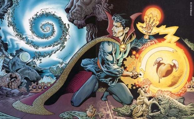 Doctor Strange. Image © 2014  Marvel