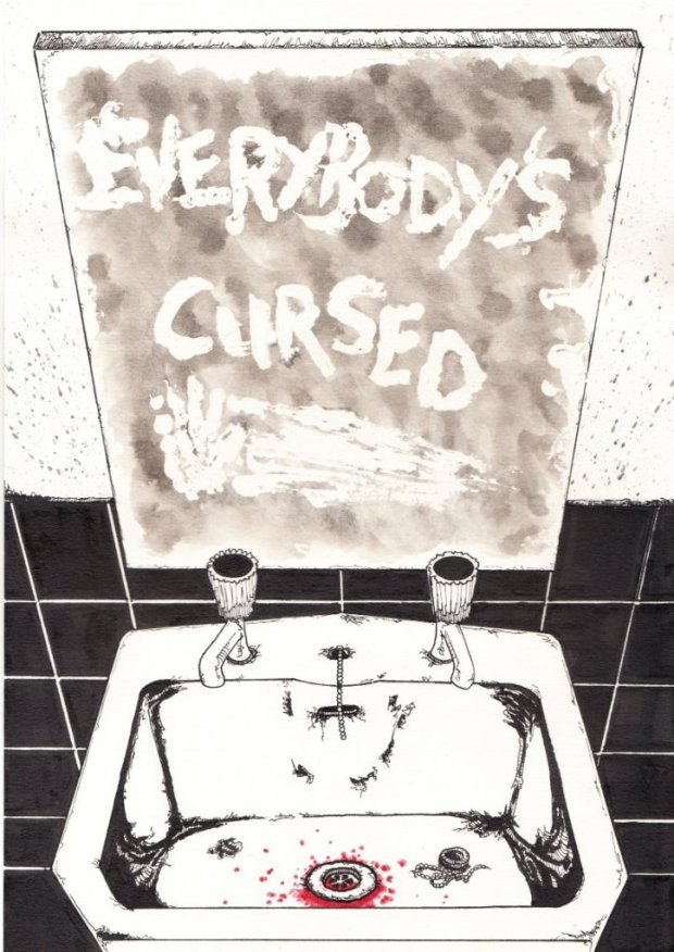 Everybody's Cursed Cover