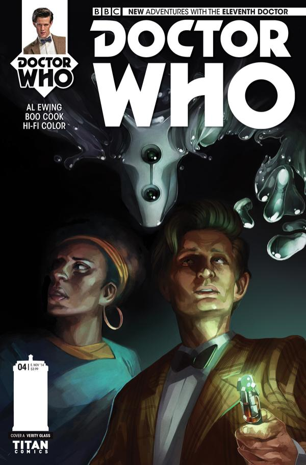Doctor Who: Eleventh Doctor #4