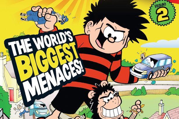 Dennis the Menace - Digital Comic - Cover - SNIP