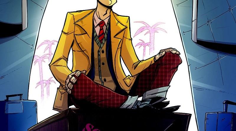 Douglas Adams' Dirk Gently's Holistic Detective Agency #1