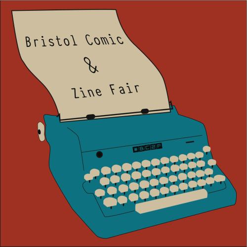 BCZF 2014 - Bristol Zine and Comic Fair 2014