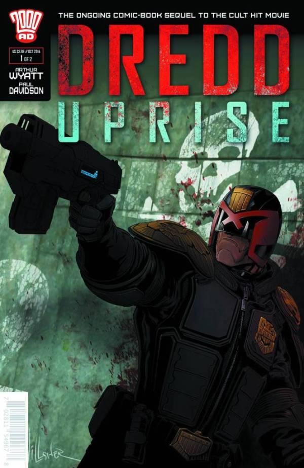 Dredd: Uprise #1 (of 2)