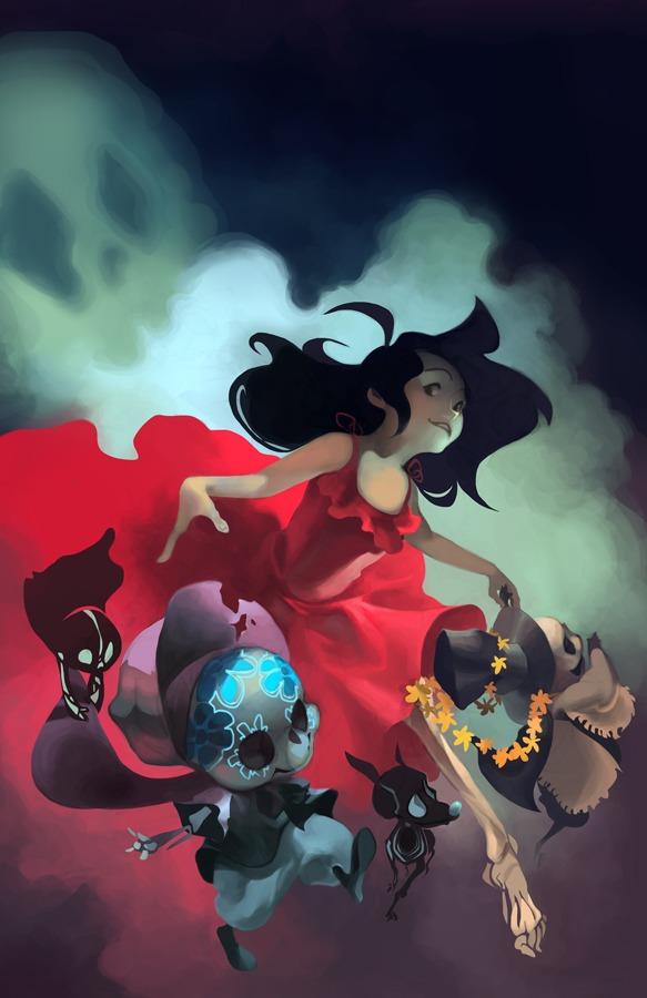 Nenetl of the Forgotten Spirits