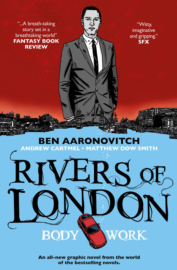 Titan Comics: Rivers of London Promotional Art
