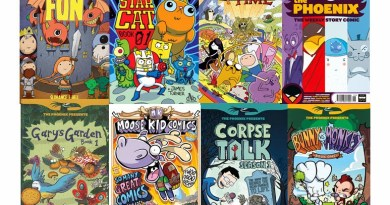 Comics for 7-Year-Olds