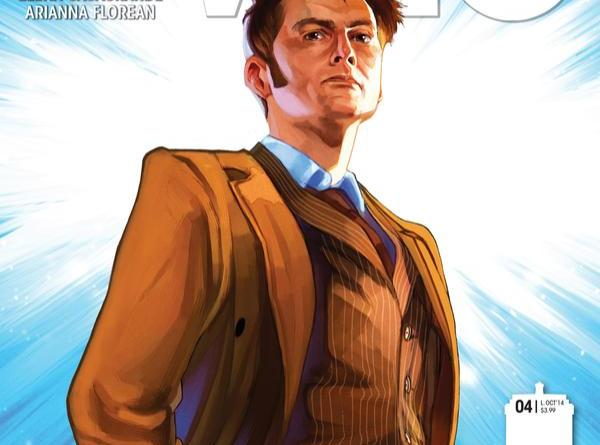 Doctor Who: Tenth Doctor #4 Cover A