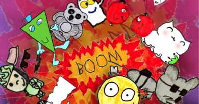 "Pink Fluffy Ketchup Covered Flower Ponies #1! A brand new comics, to be released at Thought Bubble this November, by 15 young creators who're part of Team Ketchup - a ""Children's comic review group, aged 10-15, about to embark on creating our own comics & helping people to comic jam"". Isn't that cool? Imagine if there was a club doing something like that in every school. Imagine if in every school across the country, kids were being encouraged to make their own comics and then share them with their friends and with the rest of the school; to collaborate and compete and let their imaginations generally run riot. Imagine if libraries and after-school clubs and youth groups got in on the act, and imagine if there were some easy ways for all those kids making all those comics to share those comics with readers and with each other. There's your Golden Age of Children's Comics, right there."