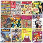 The COMPLETE HISTORY OF BRITISH COMICS (abridged)