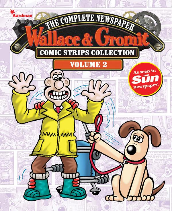 Wallce & Gromit: Complete Newspaper Collection Volume 2