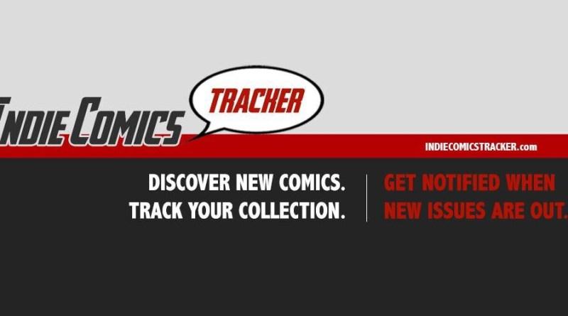 Indie Comics Tracker Logo