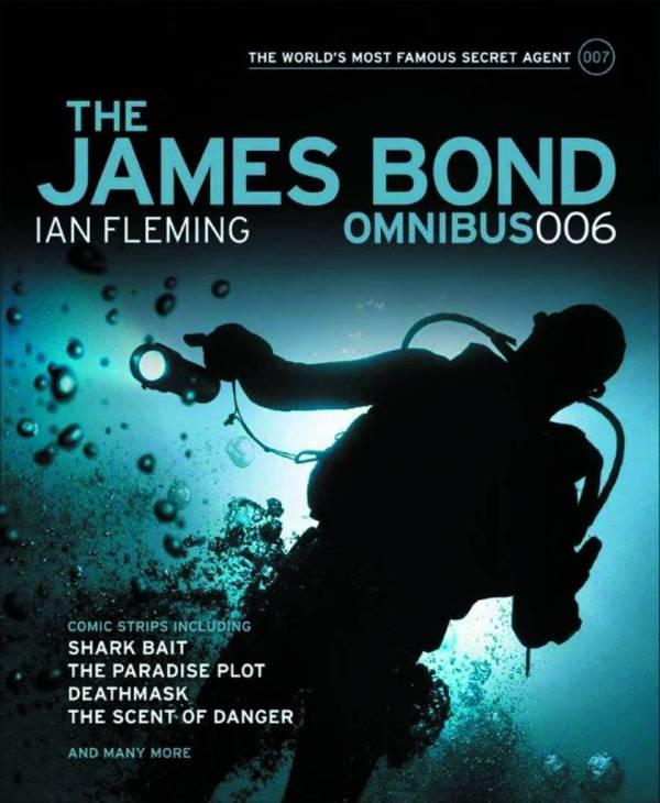 James Bond Omnibus Volume 6 - Cover