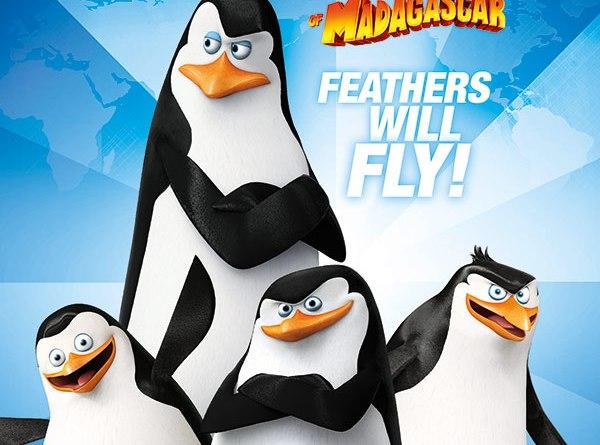 Penguins of Madagascar Cover