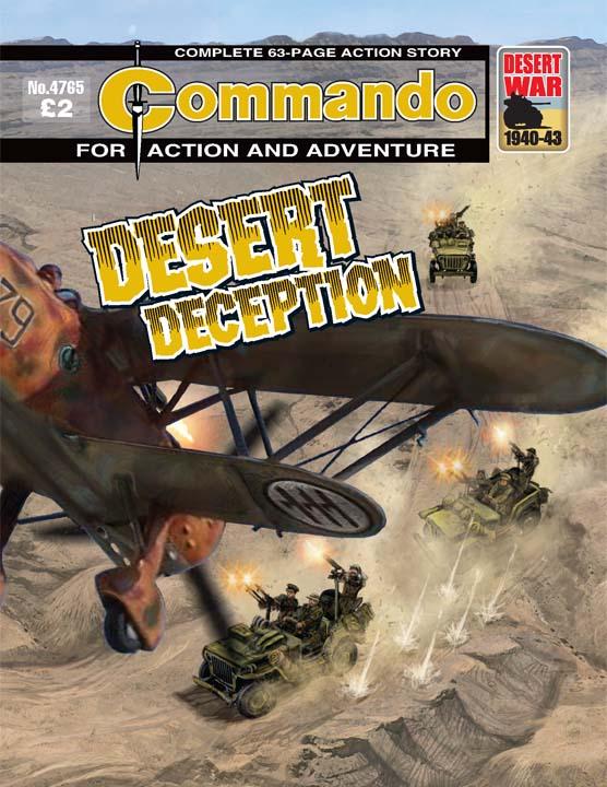 Commando 4765