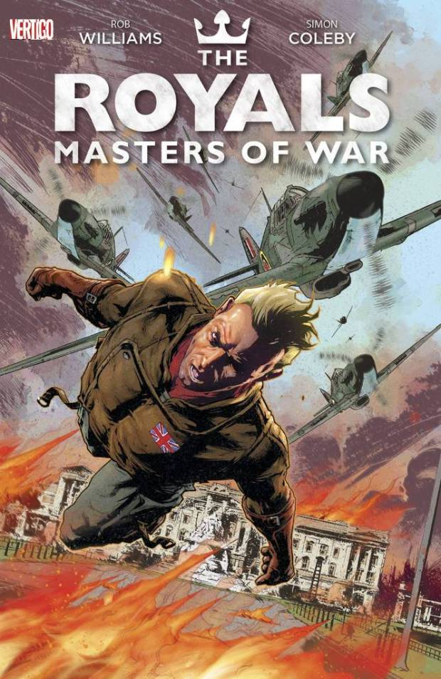 Royal Masters of War