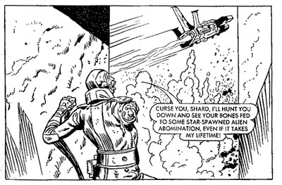 "Starblazer 114: ""Last Battleground"""