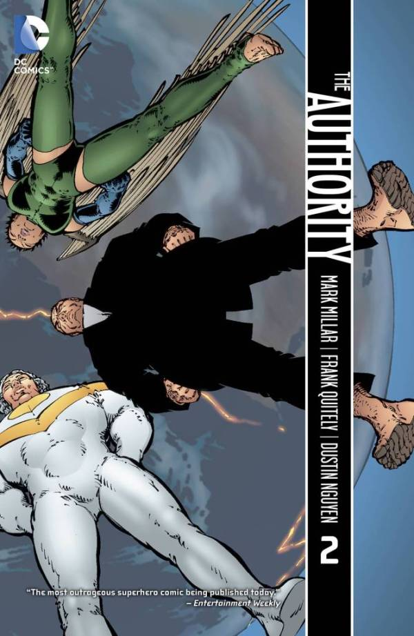 The Authority Trade Paperback Volume 2