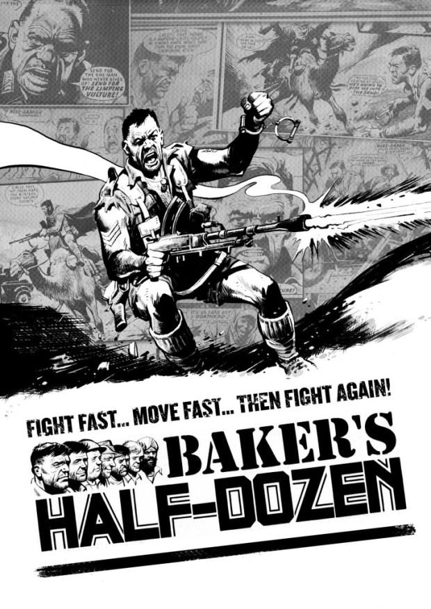 Baker's Half Dozen - Cover