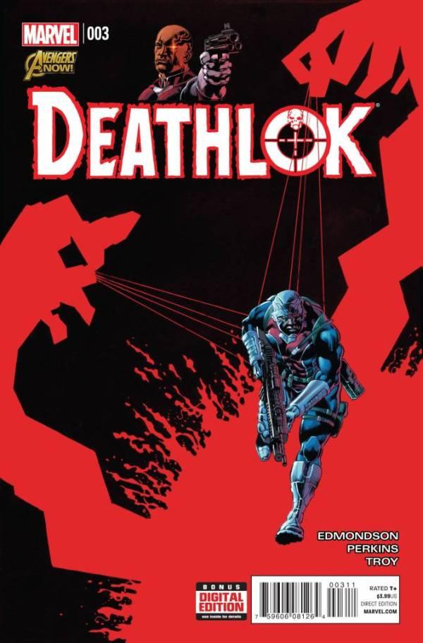 Deathlok Issue 3