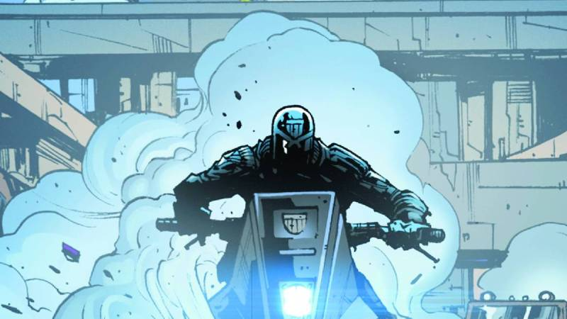 British Comic Shop Releases (17th December 2014) – Prog 2015, Titan's new Madefire titles – and Neil Gaiman, too