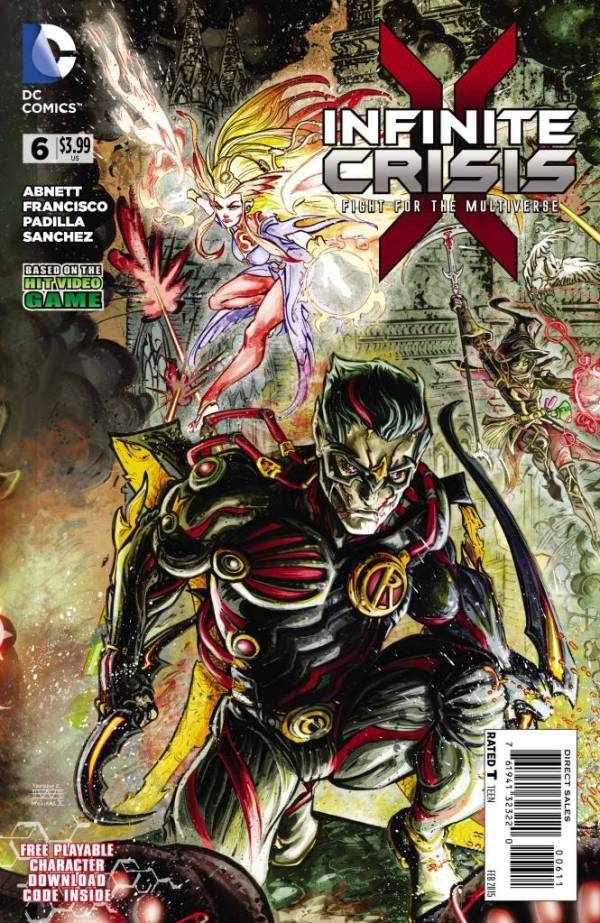 Infinite Crisis Fight For The Multiverse 6